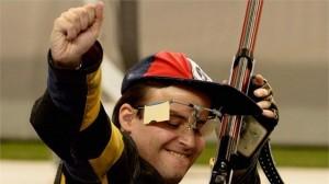 Cedric-Fevre-of-France-celebrates-gold